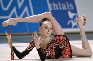 Вера Сесина: Скоро украинским гимнасткам будет трудно бороться с нашими